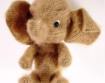 Small soft elephant
