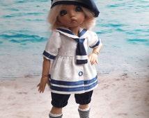 PATTERN & TUTORIAL for YoSD BJD dolls (LittleFee by Fairiland, B.I.D. Iplehouse or similar measurements doll)