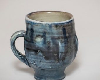 Porcelain Soda Fired Mug