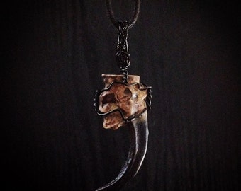 Eagle Claw Pendant