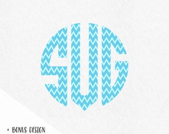 Svg Font Svg Monogram Font Svg Letters  monogram svg cut files cricut silhouette svg cutting file svg files svg design monogram files