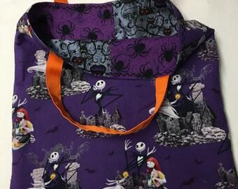 Halloween Trick or Treat Bags(Reversable)