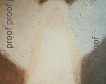 Angel Painting Print on Canvas