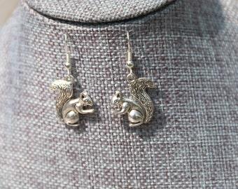 Moose Or Squirrel Supernatural Inspired Earrings