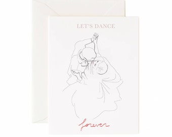 let's dance card