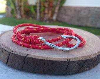 Hook and Achor Bracelet
