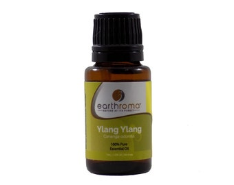 Ylang Ylang Essential Oil | 5 mL | 15 mL | 30 mL | 100% Pure Therapeutic Grade