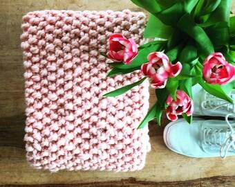 Pink Big Knit