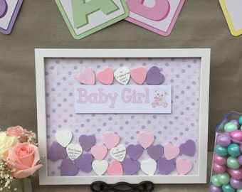 Baby Shower Guestbook, Baby Shower Boook, Guest Book, Baby Shower, Baby  Shower