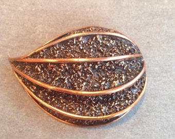 Vintage simple but unusual brooch