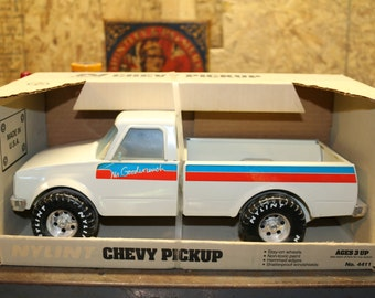 Mr Goodwrench Chevrolet pick up truck