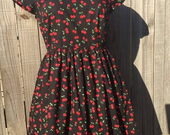 Very Cherry Dress
