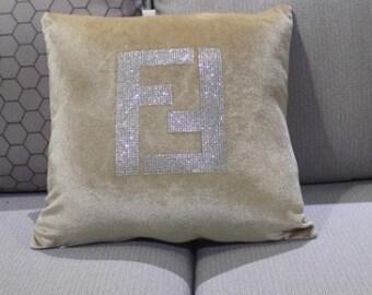 Fendi pillow