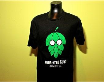 Four Eyed Guys Mens T shirt