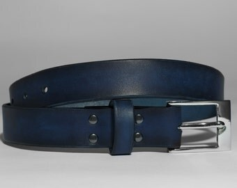 leather belt  26 inch waist