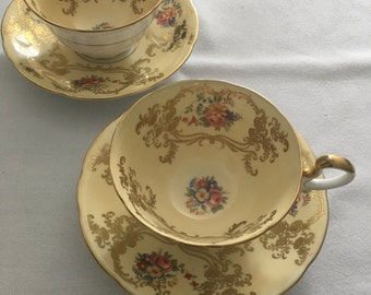 Ainsley tea cups