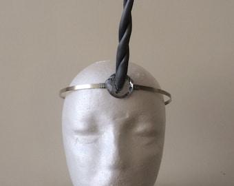 Unicorn headband / unicorn tiara / unicorn headdress