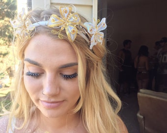 Snapchat Filter Crown