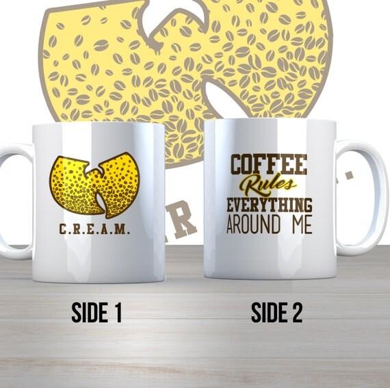 CREAM  11oz Coffee Mug