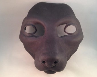Realistic Fox mask