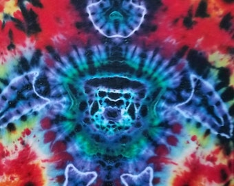 tie dyed turtle