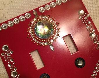 Deva Light Switch Cover