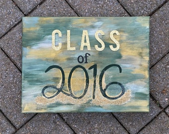 Class of 2016 Canvas