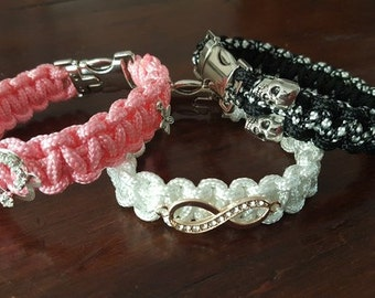 ByQuinty paracord bracelets