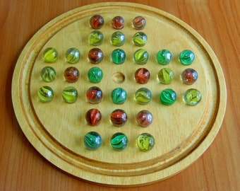 Solitaire - Chinese Checkers for 1 person