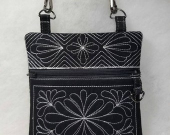 Small crossbody purse, phone bag, messenger bag