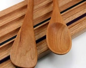 """Starter Set / Small Cooking Spoon 2"""" / Round Spatual"""