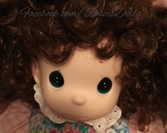 Vintage Precious Moments Garden of Friends Peony doll