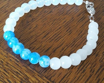 Three color bracelet