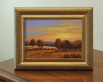 Small Oil Painting Landscape
