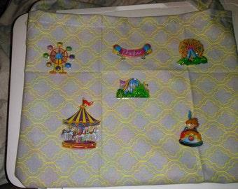 Circus purse cute as can be