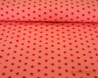 Jersey asterisk pink red