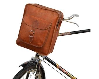 Gusti leather 'Steffen W.' bicycle bag shoulder bag