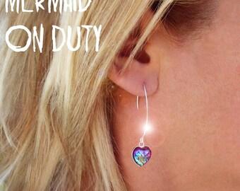 Mermaid Love Earrings