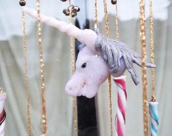 Unicorn Wind Chime