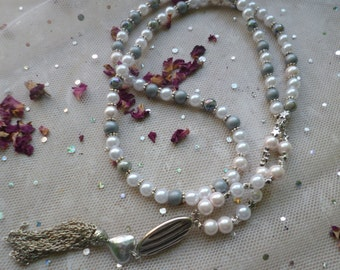 "Necklace ""Pastel"""