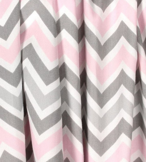 Attractive Baby Pink And Gray Curtains Nursery Childrens Curtain Panels Light Pink Grey  Stars Chevron Stripe Floral Window Treatments Custom Drapes
