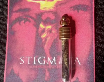 Stigmata Movie Prop Pendant Charm Vial