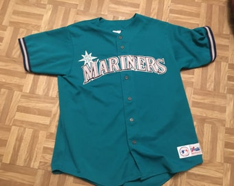 Vintage Seattle Mariners Jersey
