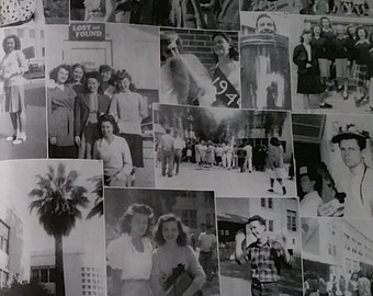 Hollywood High 1945 Summer Yearbook