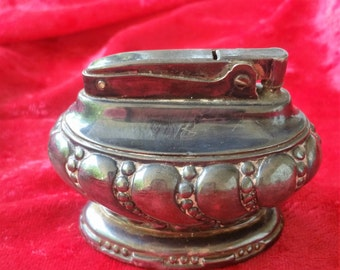Vintage Ronson Crown Table Top Lighter
