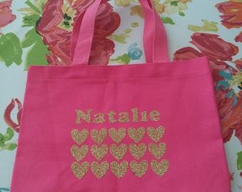 Girl's tote bag