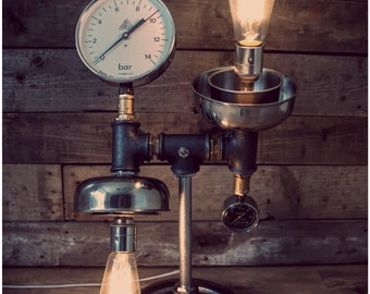 Industrial Desk Lamp