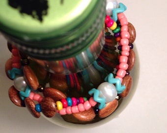 Sweet Freedom Stackable Bracelets