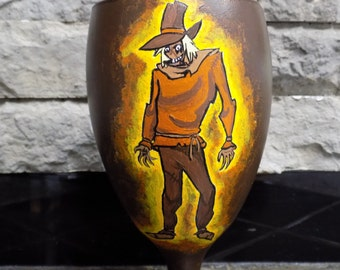 Scarecrow (Batman) Wine Glass