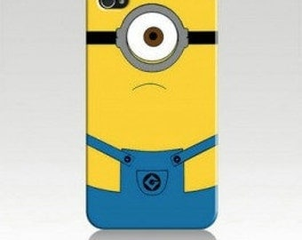 Shell wholesale Minion! Me despicable! iPhone 4S 5 5 c SE 6 S 6 PLUS & Samsung Galaxy S3 S4 S5 S6 S7 EDGE
